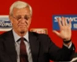 world cup winner lippi takes on 'mission improbable' with china