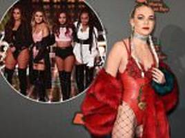 exclusive 'they're not young, they are women now': x factor winner louisa johnson defends little mix amid racy outfit backlash