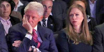 bill and chelsea respond to clinton foundation scandal