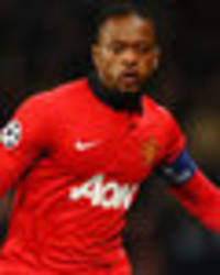 patrice evra: this is how me and carlos tevez really annoyed sir alex ferguson