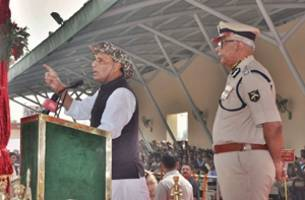 rajnath singh announces 'high-altitude medal' for border troops