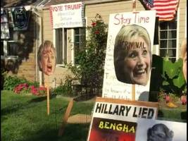 Long Island Home's Halloween Decorations Take the Internet by Storm