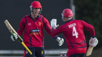 world cricket league: jersey 'confident' ahead of los angeles tournament