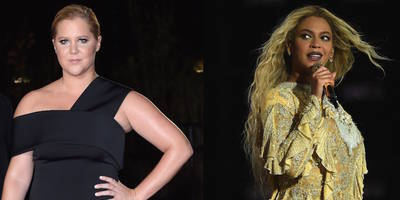 """Amy Schumer Writes Essay Defending Her Beyoncé """"Formation"""" Video"""