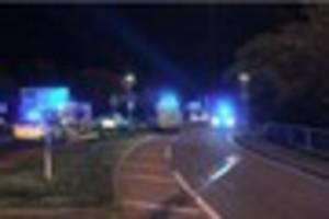 safety fears over a38 junction after swadlincote motorcyclist...