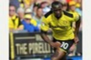 burton albion: lucas akins determined to make up for misses