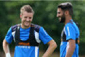 Why Leicester City's Vardy and Mahrez can beat Messi or Ronaldo...