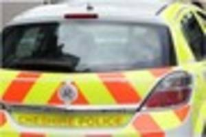 crewe woman arrested on suspicion of snatching purse after being...