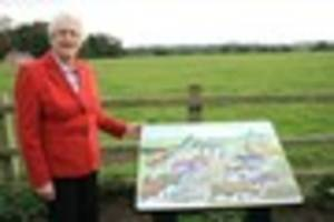wimborne's medieval suburb to be uncovered at the leaze - and you...