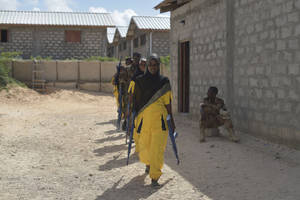 increasing number of women recruited by terrorists