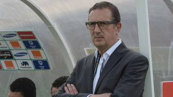 algeria appoint georges leekens as coach, 16 days before world cup qualifier
