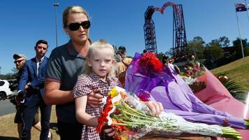 queensland theme parks get 'safety blitz' after dreamworld tragedy