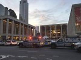 new york met opera halts performance after human ashes were sprinkled into pit