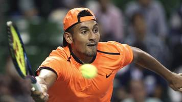 nick kyrgios ban to be cut after 'care plan' agreement