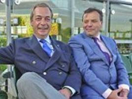 brexit campaigner arron banks details events in new book the bad boys of brexit