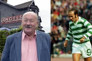 celtic legend and bar owner harry hood wants date of old firm hogmanay match moved
