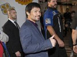 manny pacquiao reveals how kell brook vs gennady golovkin fight inspired his return