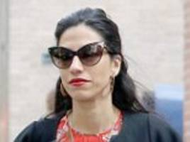 huma abedin is 'a victim too', hillary clinton advisers say weiner is totally to blame