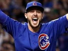 chicago cubs win world series for the first time in 108 years after thrilling victory over cleveland indians