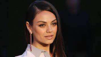 mila kunis felt 'objectified' after hollywood producer asked her to pose semi-naked