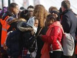 lone child refugees double in two years as more than 4,200 have sought asylum with english councils because of the migration crisis