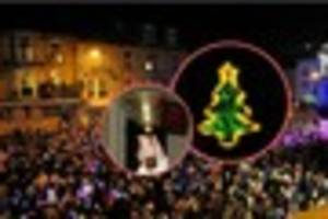 local celebrity to switch on ilfracombe christmas lights revealed