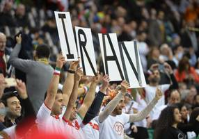 iran fined for religious coercion of soccer fans