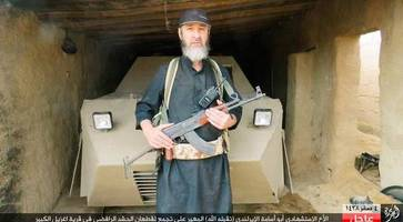irish jihadist khalid kelly dies in suicide bomb attack while fighting in mosul - isis claims