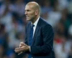 zidane: criticism does not bother me