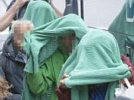 albanian migrants illegally sneaking into britain by posing as child refugees are putting school pupils and foster families at risk