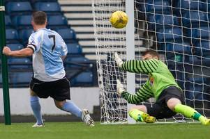 stranraer v queen's park: we've got to show our competitive edge, says gus macpherson