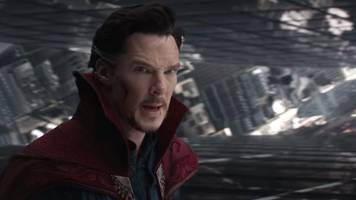 a marvel movie topping the box office really isn't strange