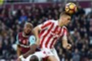 west ham 1 stoke city 1: player ratings from olympian comeback