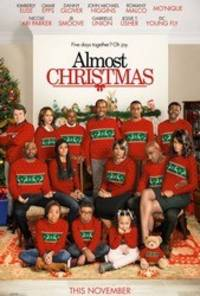 almost christmas - cast: kimberly elise, gabrielle union, danny glover, jessie t. usher, mo'nique, nicole ari parker, omar epps, romany malco