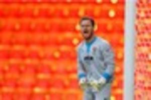 trevor carson ruled out of cheltenham town reunion