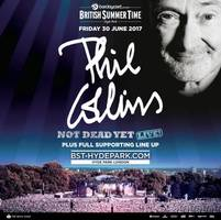 phil collins to play barclaycard presents british summertime