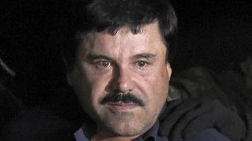 mexico el chapo: new legal bid to stop drug lord's extradition to us