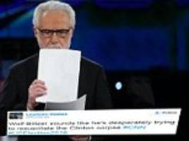 cnn's wolf blitzer mocked on twitter for stunned reaction to trump's success