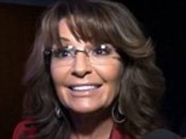 so trump is mr brexit: sarah palin says britain led the way with shock eu vote as she celebrates 'the people taking back control'