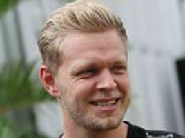 kevin magnussen signs up for haas formula one team as he rejects one-year deal with current team renault