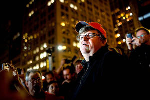 here's michael moore's 5-point plan to save america