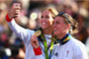 helen glover's olympic gold winning rowing partner heather...