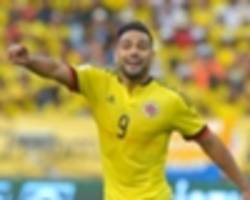 colombia 0-0 chile: honors even on falcao return
