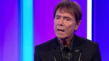 sir cliff richard's 'two years of hell'