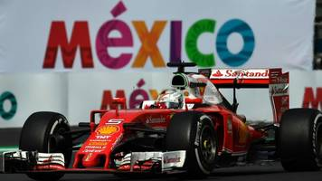 ferrari ask fia to review vettel's mexican gp penalty