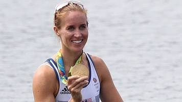 helen glover: two-time olympic gold medallist still pondering rowing future