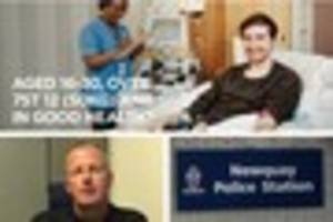newquay police on mission to save lives of blood cancer sufferers...