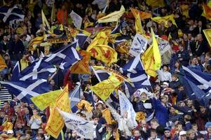 if gordon strachan wants lion rampant flying high, he should use inspirational 1997 rugby speech before miracle win