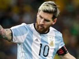 lionel messi urges argentina stars to fight their way out of world cup trouble after brazil defeat