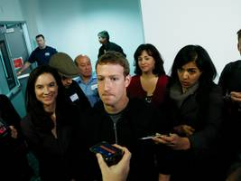 facebook is being blamed for trump's election — but mark zuckerberg's response is tone deaf (fb, goog, googl)
